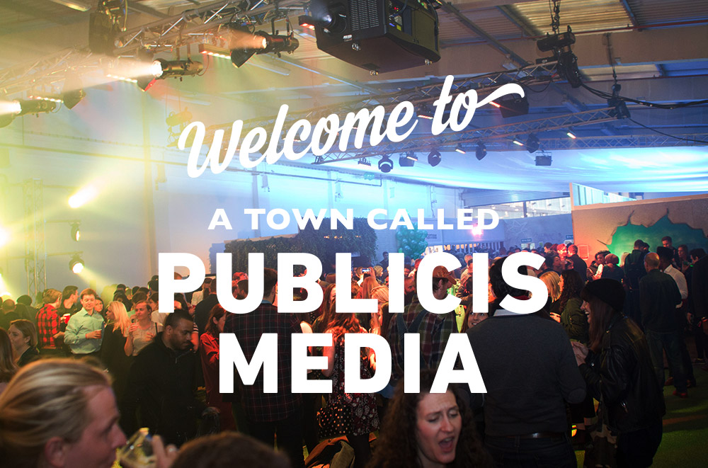 A Town Called Publicis Media